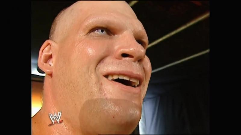Triple H Shawn Michaels Eric Bischoff Kane Segment 06 14 2004