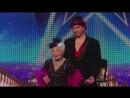 Salsa - Paddy Nico - Electric Ballroom - Britains Got Talent 2014