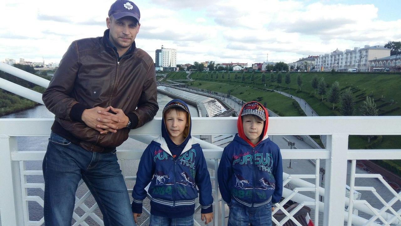 Семен Шмелев, Тюмень - фото №1