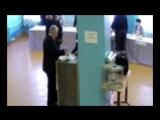 Очередь на голосовании в Якутии