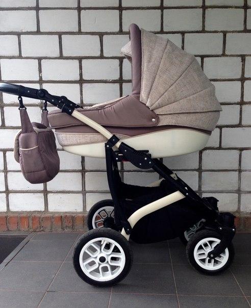 Продам коляску 'Adamex'2в1 в отличном состоянии. Все рабочее. Есть цар