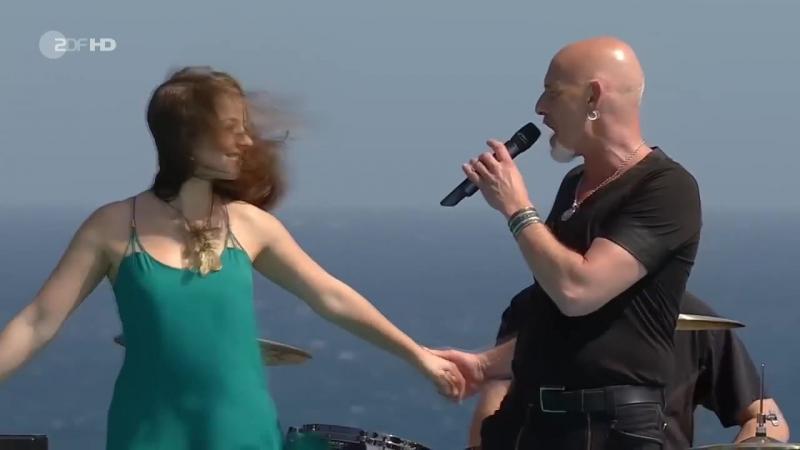 Oonagh mit Santiano • Vergiss mein nicht (ZDF-Fernsehgarten on tour, 20.04.2014, HD 720p)