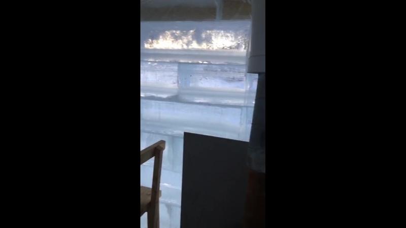 баня изо льда №2
