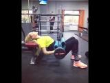 Тренировка Полины Федоровой Step by Step