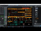 EDM TRACK TIMELAPSE - Day 2 in Studio One