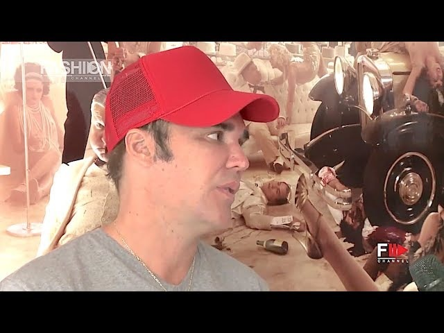 ST. MORITZ ART MASTERS 2010 - DAY 7 Interview with David Lachapelle - Fashion Channel