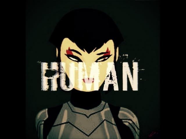 [TMNT 2012] Miwa \\ Human \\ TRIBUTE