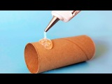 5 DIY Christmas Recycled Decoration! Amazing DIY crafts for Christmas!