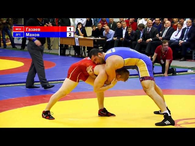 Чемпионат России-2017: Финал. Батрадз Газзаев - Билял Махов