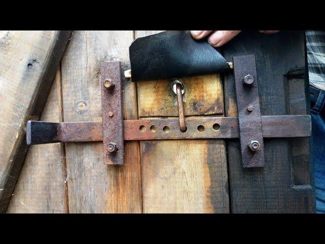 Замок который вскрыть даже не пытались / The lock that did not even try to open