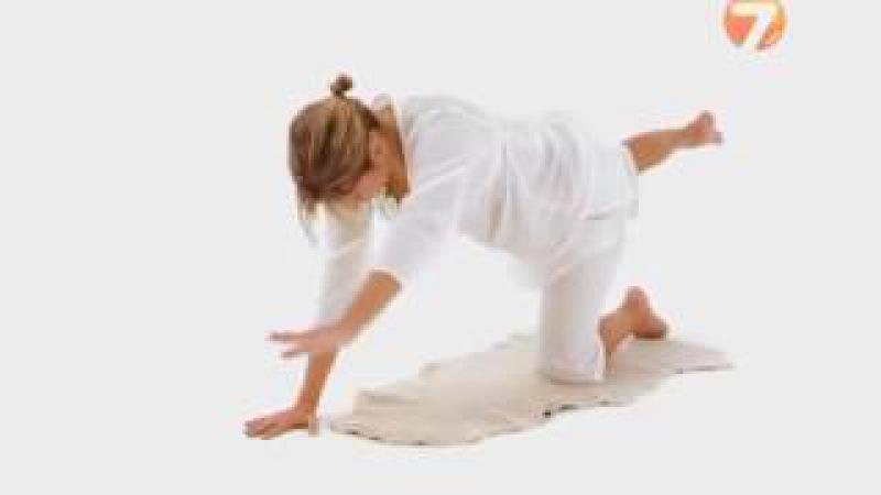 Работа с чакрами Майя Файнз Кундалини йога 7 чакра