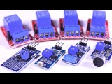 Дешёвые модули умного дома с Aliexpress