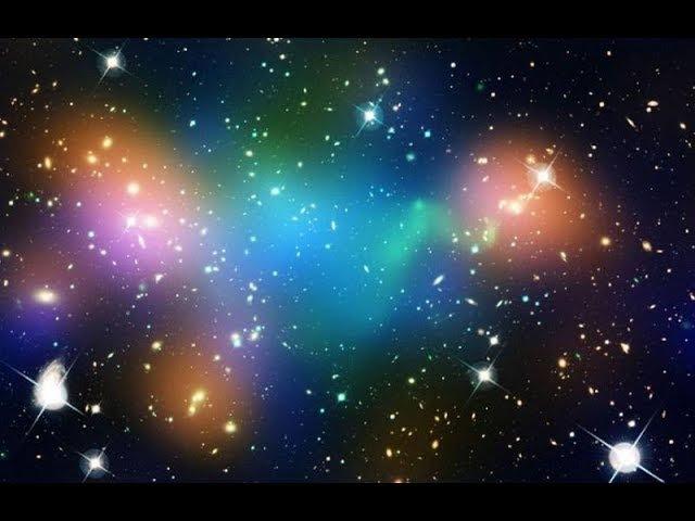 Мерцание звёзд. Музыка Сергея Чекалина. Flicker of stars. Music of Sergei Chekalin.