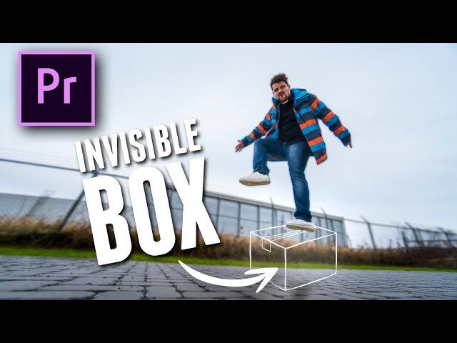 BEST INVISIBLE BOX Challenge EVER - Premiere Pro Tutorial