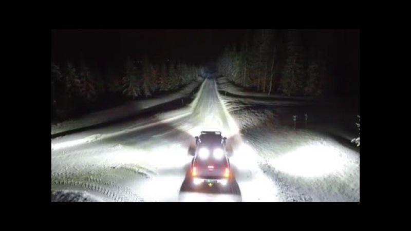 Hilux Arctic Truck 360g lys