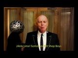 Los Pet Shop Boys invitan a su concierto en Lima