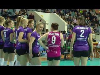 HIGHLIGHTS  Заречье — Уралочка Суперлига 2017 18  Женщины