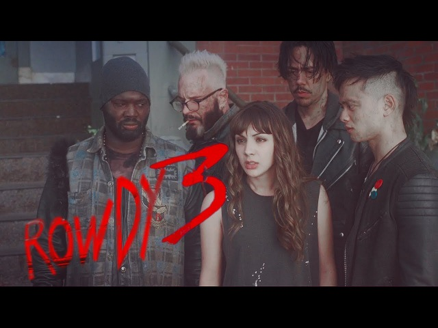 The Rowdy 3 || not professionals