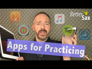 5 Great Apps for Saxophone Players