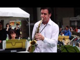 Eric Marienthal - AMAZING FUNK - Come Together Live