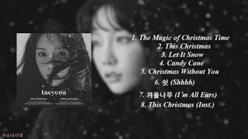 [Full Album] TAEYEON - This Christmas (Winter is Coming) (Audio)