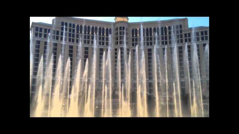 Bellagio Fountain Show, Las Vegas -