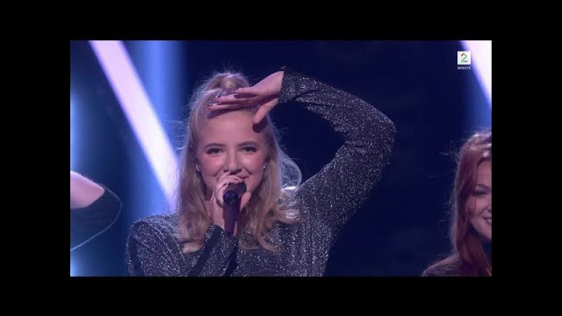 Andrea Santiago Stønjum - Chained To The Rythm (The Voice Norge 2017)