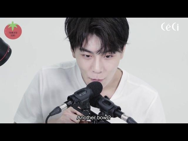[ENG SUB] Kim Sanggyun Ceci interview ASMR