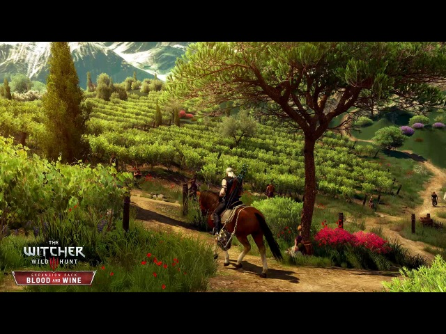 The Witcher 3: Blood And Wine - Complete Soundtrack OST Tracklist
