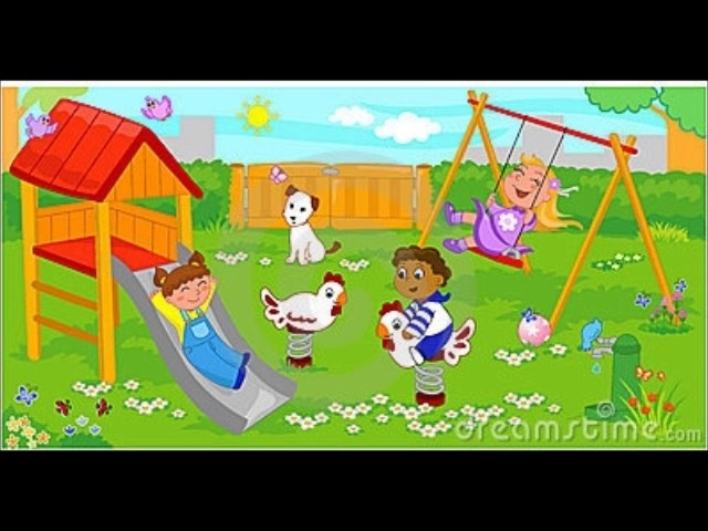 THE PLAYGROUND SONG