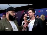 James Maslow talks about Celebrity Big Brother