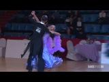 Han Xianguyn - Wang Yuxin, 1/2 Viennese Waltz