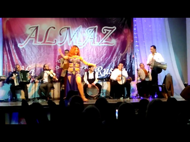 Oxana Bazaeva / Оксана Базаева / Almaz Bellydance Festival 2018