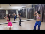 Arabic Jazz Belly Dance Fusion Workshop - Choreography by Zoe Tan