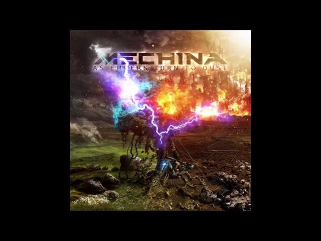 Mechina - As Embers Turn To Dust (Full album 2017)