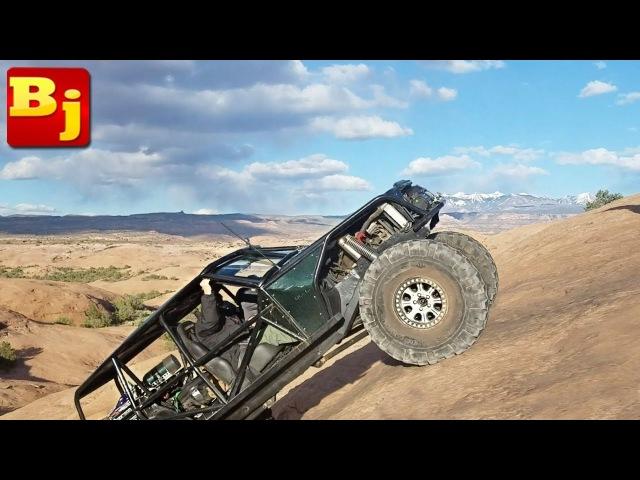 Hell's Revenge Trail - Utah Week - Moab