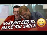 Jürgen Klopps Make-A-Wish interview with young fan Loyd | Guaranteed to make you smile