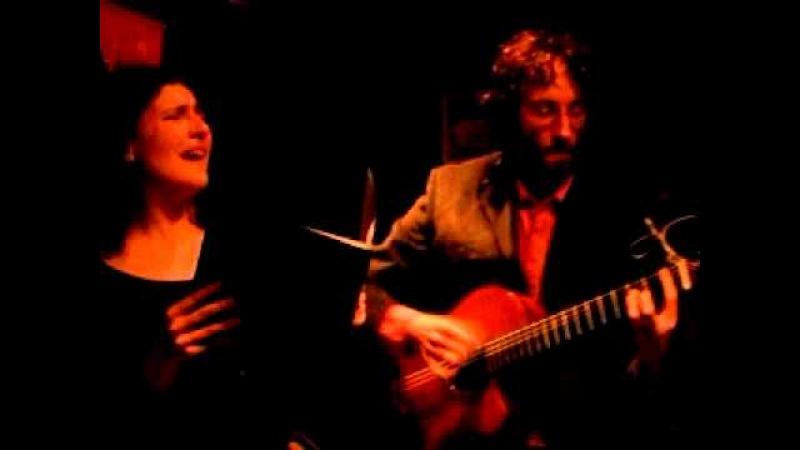 Camilla Barbarito Fabio Marconi chez Gilda