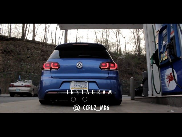 StaticMob | Christian's Bagged MK6 Golf R