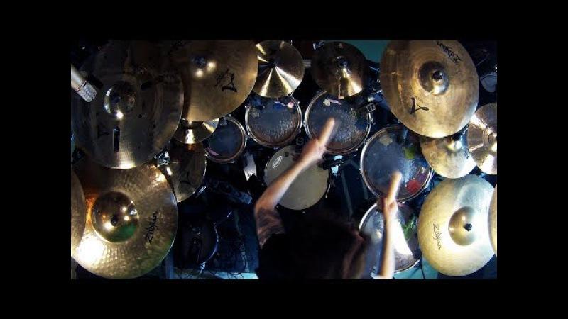 Metallica - Enter Sandman drum cover played with dildos
