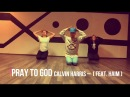 Calvin Harris – Pray To God feat. HAIM choreographer Kolya Barni