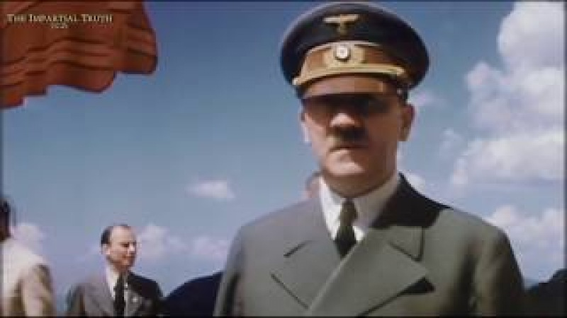 Adolf Hitler Germany's Revival in Color HD