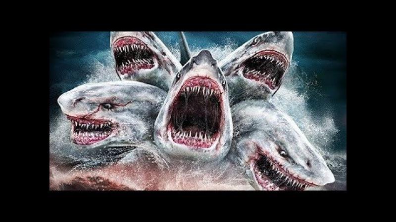 Нападение пятиглавой акулы (2017) Трейлер к фильму (ENG)