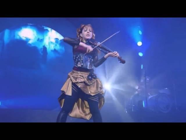 Lindsey Stirling - Crystallize (Live performance in London)