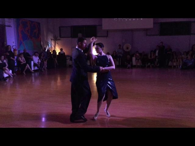 Quanti Voti - Claudio Forte e Barbara Carpino - Paladanze Siracusa 28 Maggio 2017