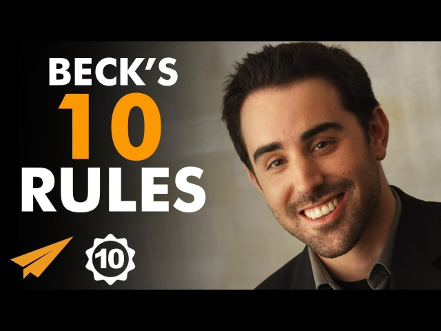 You Have To LOVE What You DO! - Brandon Beck (@BrandonBeck) - Top 10 Rules