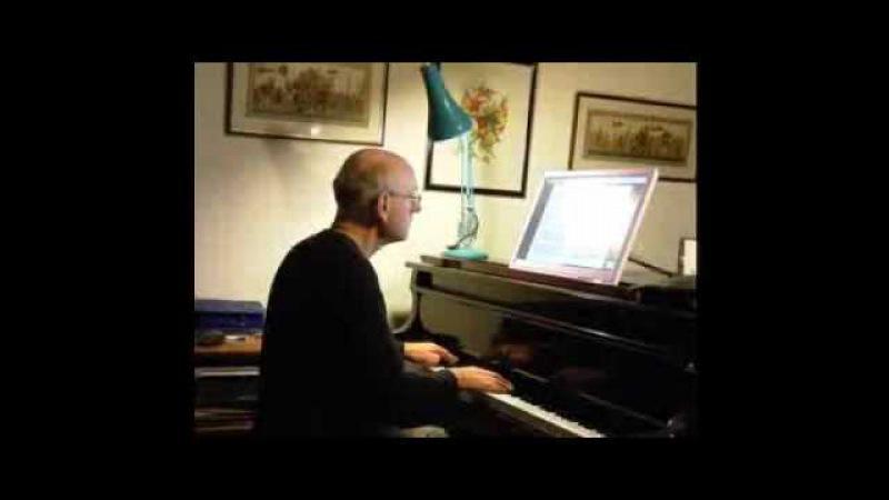 Arseny Koreshchenko : The ogre , from 'Scènes Enfantines' Op. 22