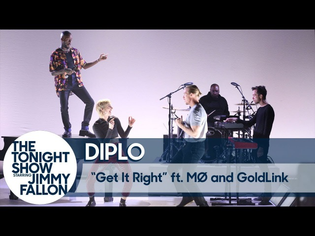 Diplo ft. MØ and GoldLink: Get It Right