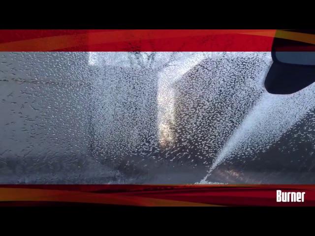 Универсальные бескаркасные щетки стеклоочистителя Burner 5 (со встроенной в них системой подогрева) - Ваш важный секрет безопасной езды!