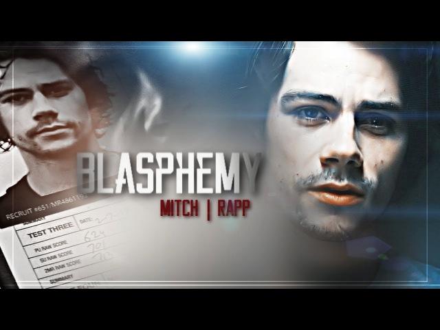 ❖ MITCH RAPP | Blasphemy. [American Assassin]